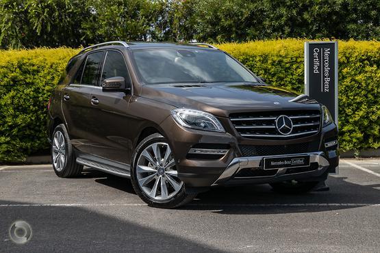 2015 Mercedes-Benz ML 350 BLUETEC