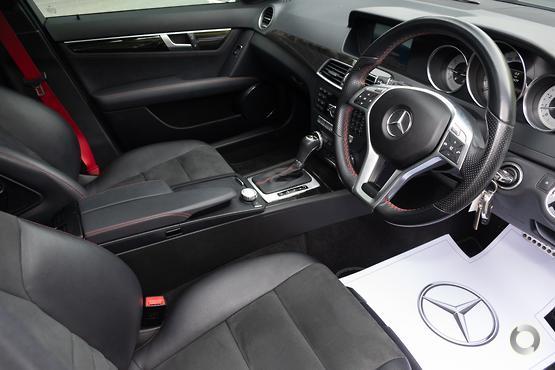 2012 Mercedes-Benz C 250 BLUEEFFICIENCY AVANTGARDE
