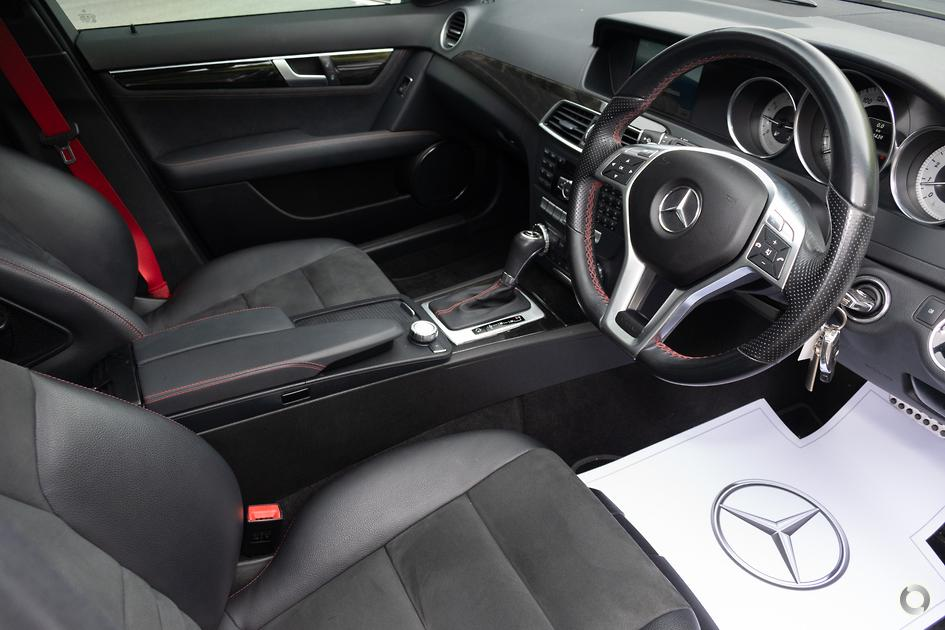 2012 Mercedes-Benz C 250 BLUEEFFICIENCY AVANTGARDE Estate