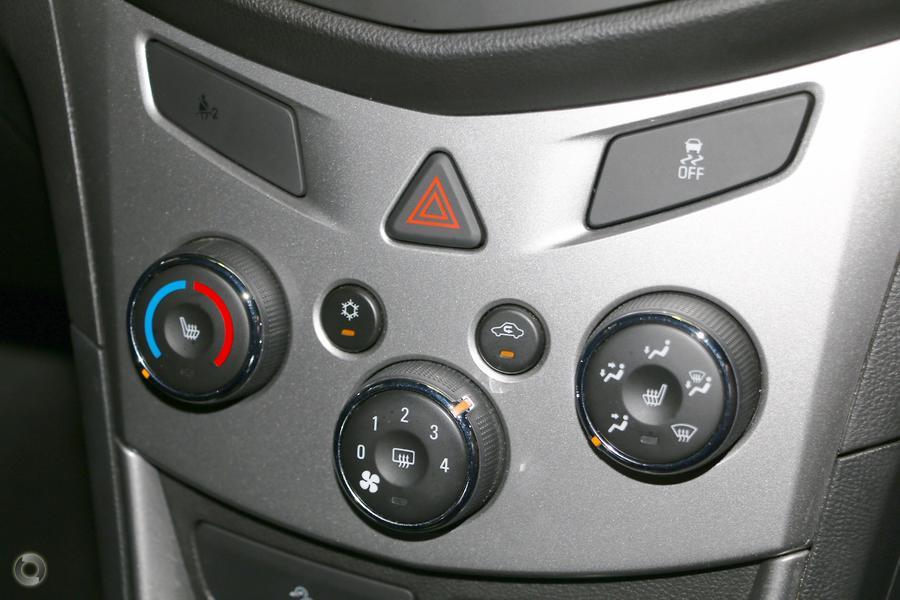 2014 Holden Trax LTZ TJ