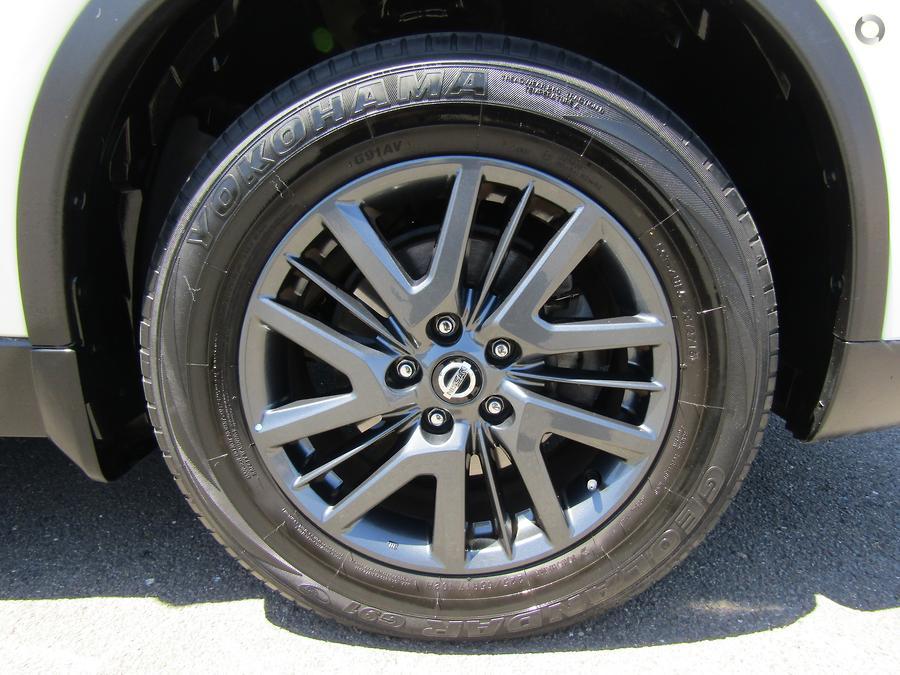 2016 Nissan X-TRAIL ST N-SPORT Black T32