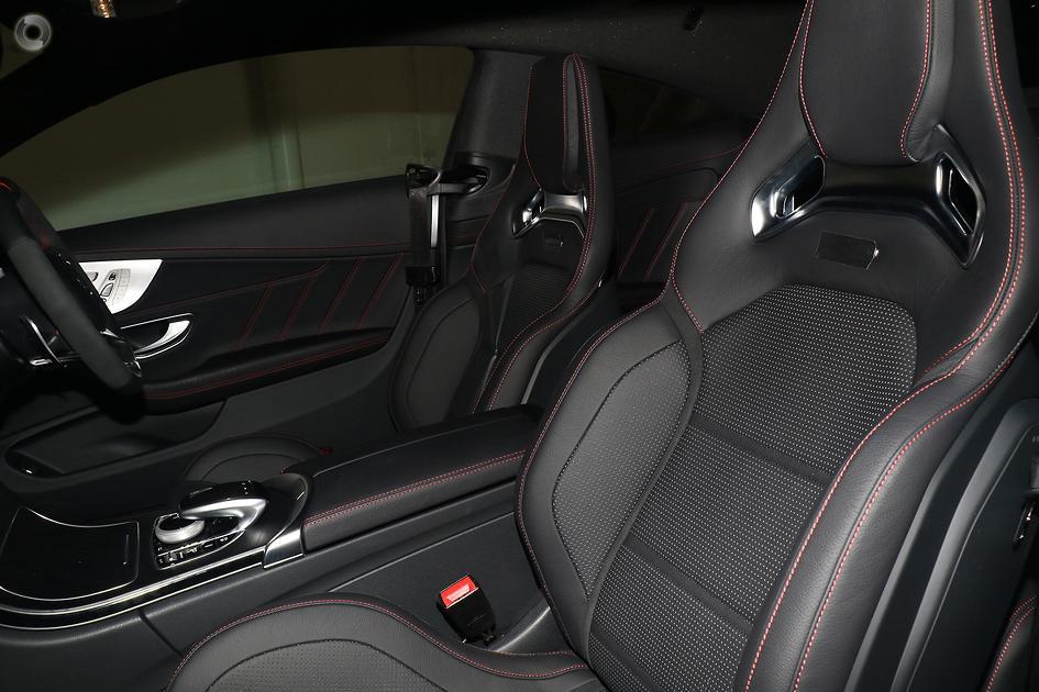 2018 Mercedes-Benz C 43 AMG Coupé