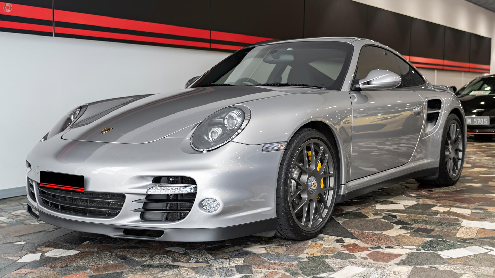 2010 Porsche 911 997 Series II