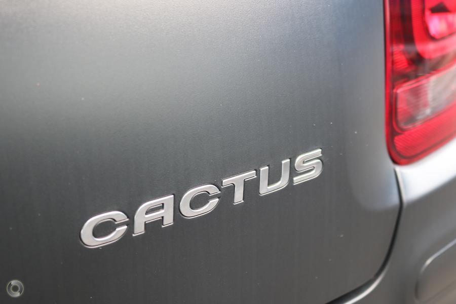 2017 Citroen C4 Cactus OneTone E3