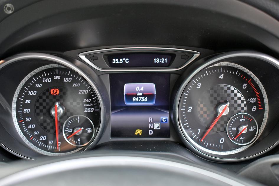 2016 Mercedes-Benz A 200 D Hatch