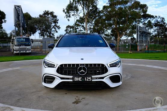 2020 Mercedes-Benz CLA 45 AMG S