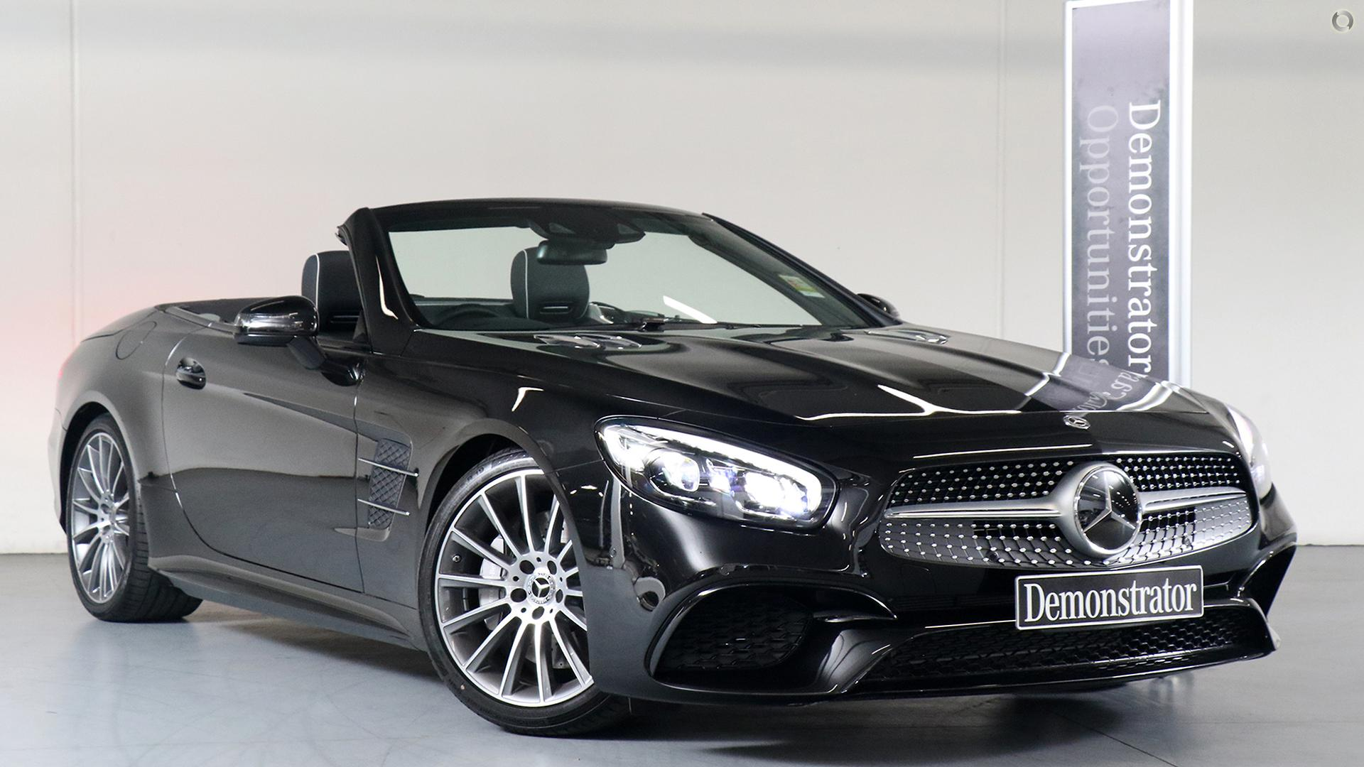 2018 Mercedes-Benz SL 400 Roadster