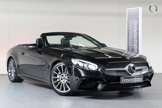 2018 Mercedes-Benz SL 400