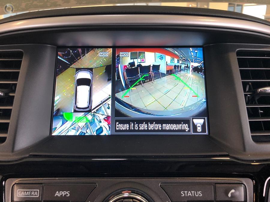 2019 Nissan Pathfinder ST+ N-TREK R52 Series III