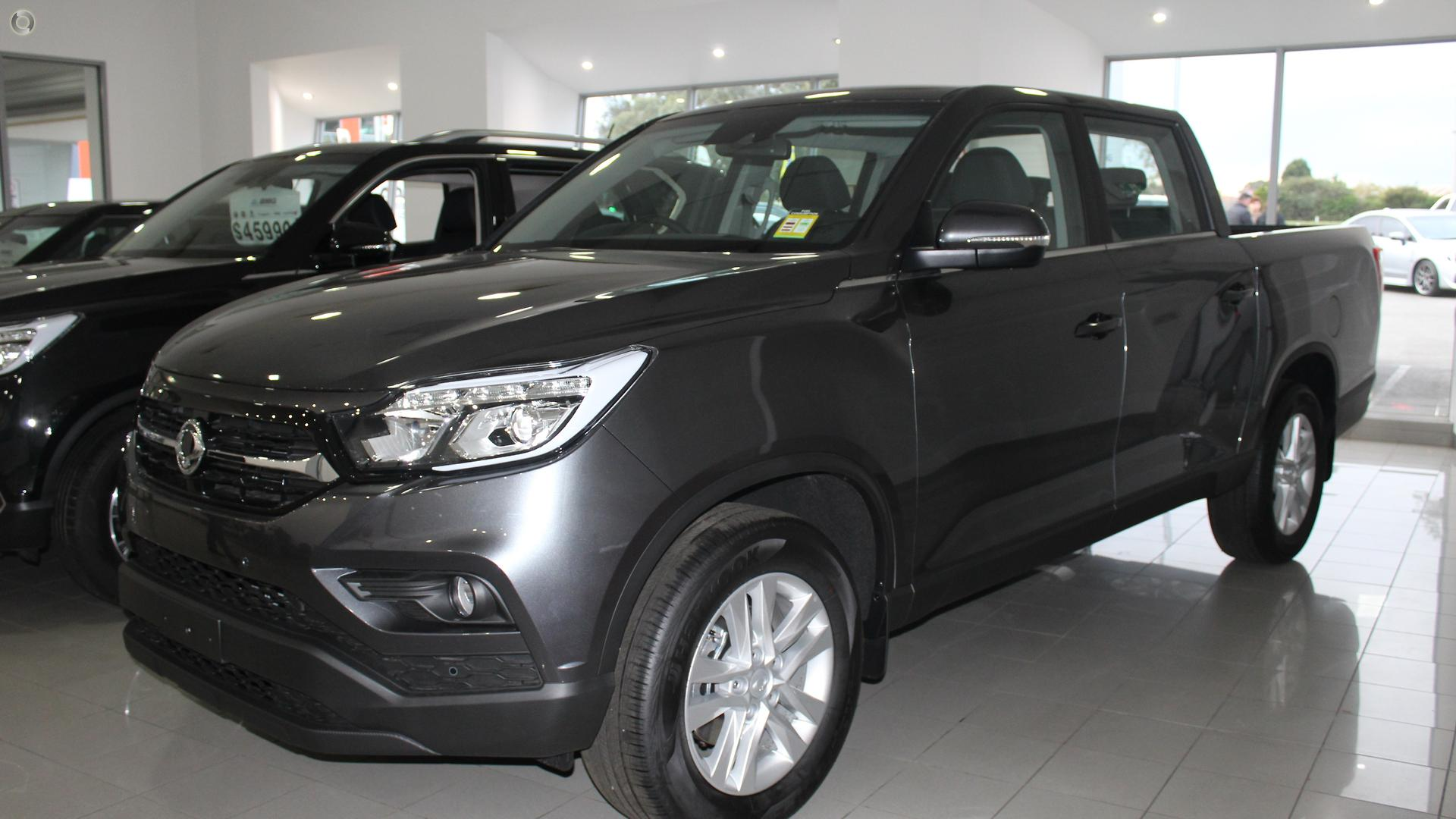 2019 SsangYong Musso Q201