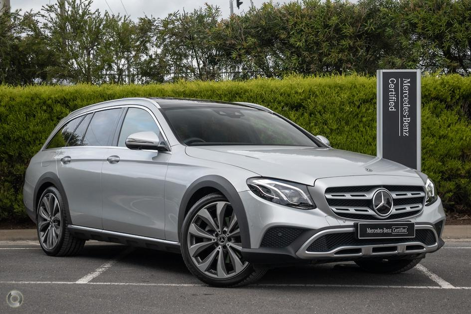 2019 Mercedes-Benz E 220 All-terrain