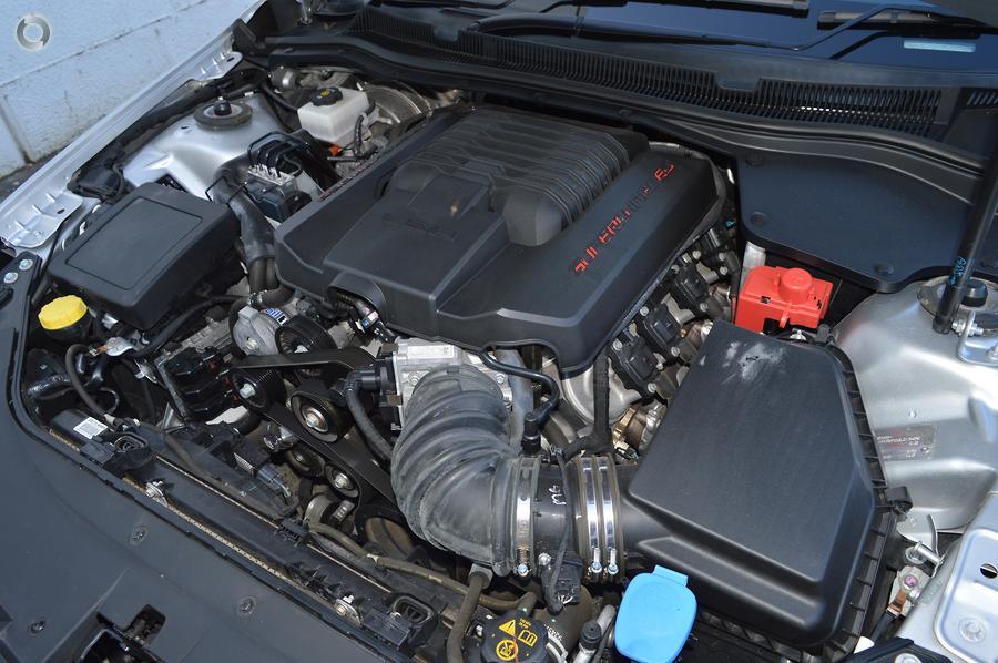 2016 Holden Special Vehicles Clubsport R8 LSA GEN-F2