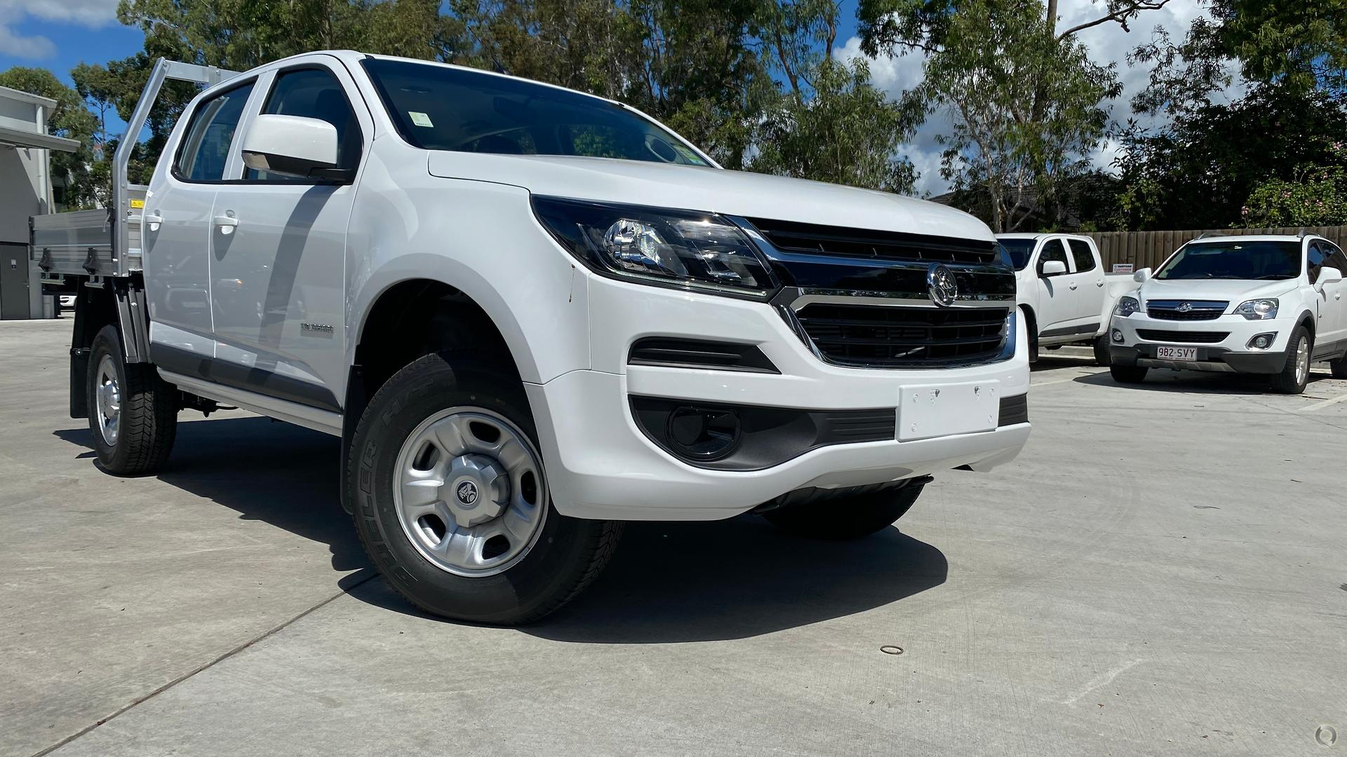 2020 Holden Colorado RG