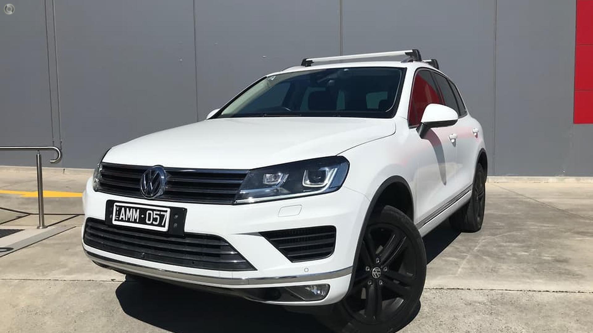 2016 Volkswagen Touareg 7P