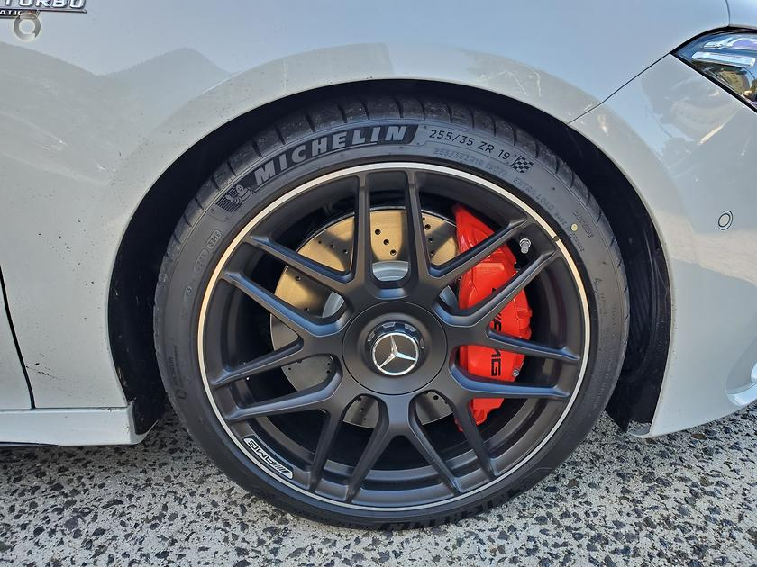 2020 Mercedes-Benz CLA 45 AMG S Coupé
