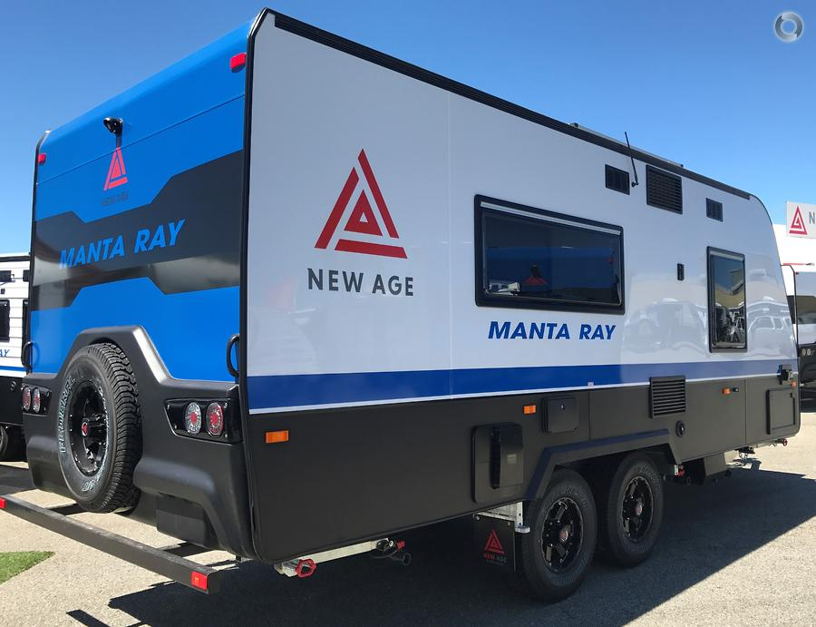 2019 New Age Manta Ray MR18ERS3 Luxury