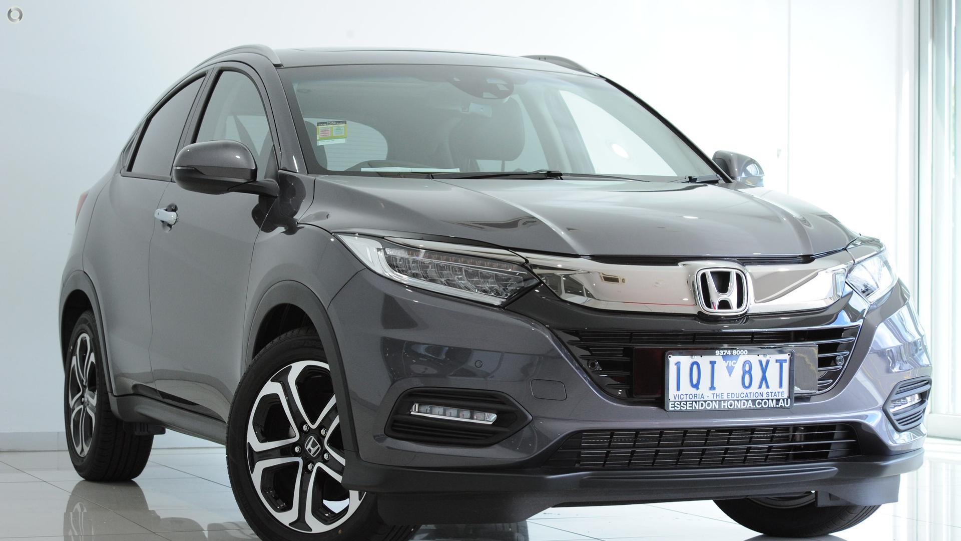 2019 Honda Hr-v (No Series)