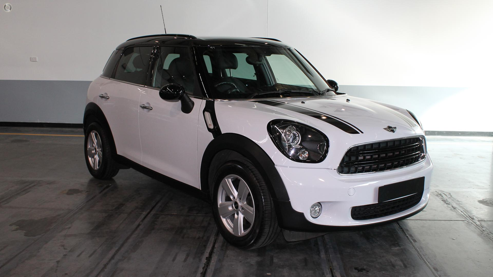 2015 MINI Countryman Cooper R60
