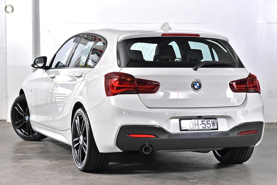 2019 BMW 118i M Sport Shadow Edition