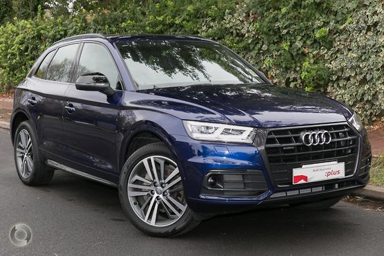 2018 Audi Q5 45 TFSI sport FY