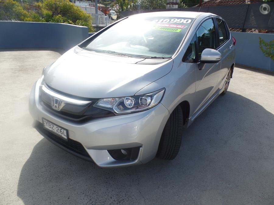 2014 Honda Jazz VTi-L GF