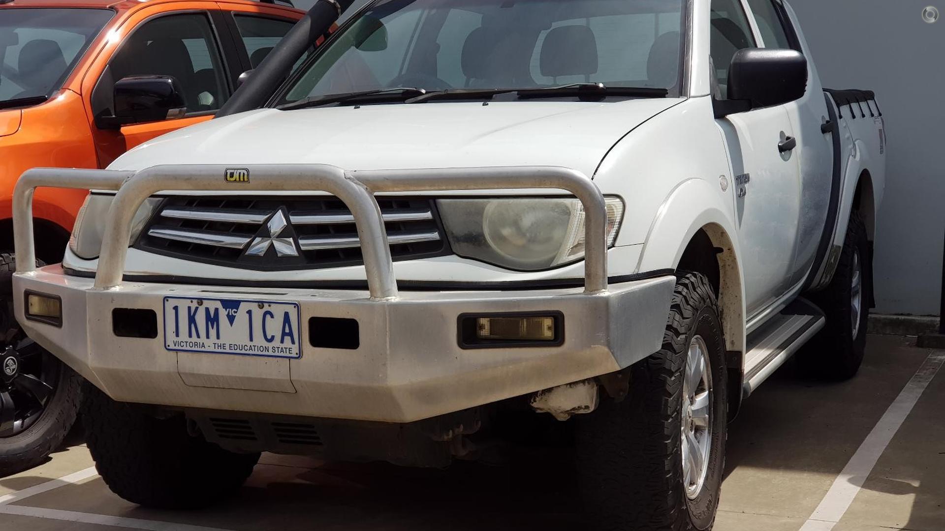 2010 Mitsubishi Triton MN