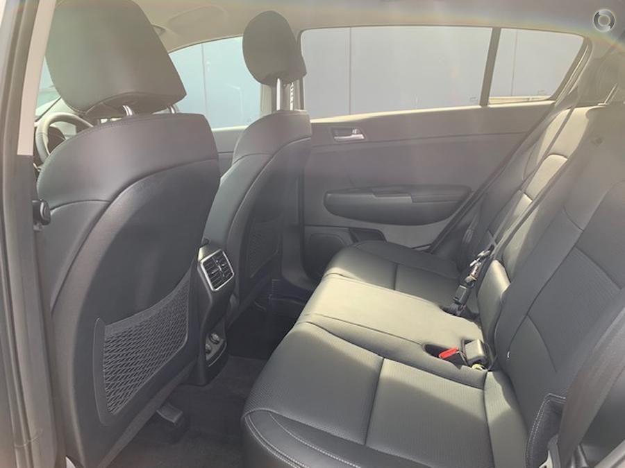 2019 Kia Sportage SX+ QL