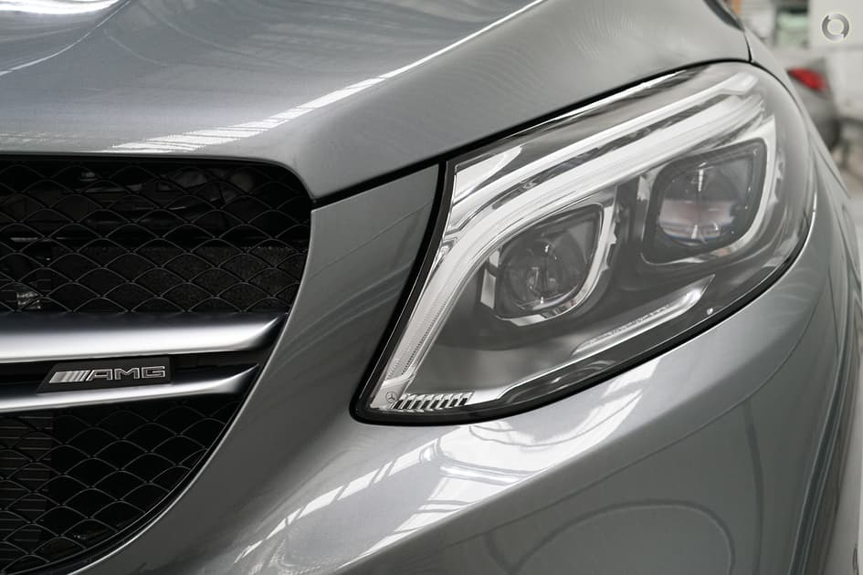 2019 Mercedes-Benz GLE 63 AMG S Coupe