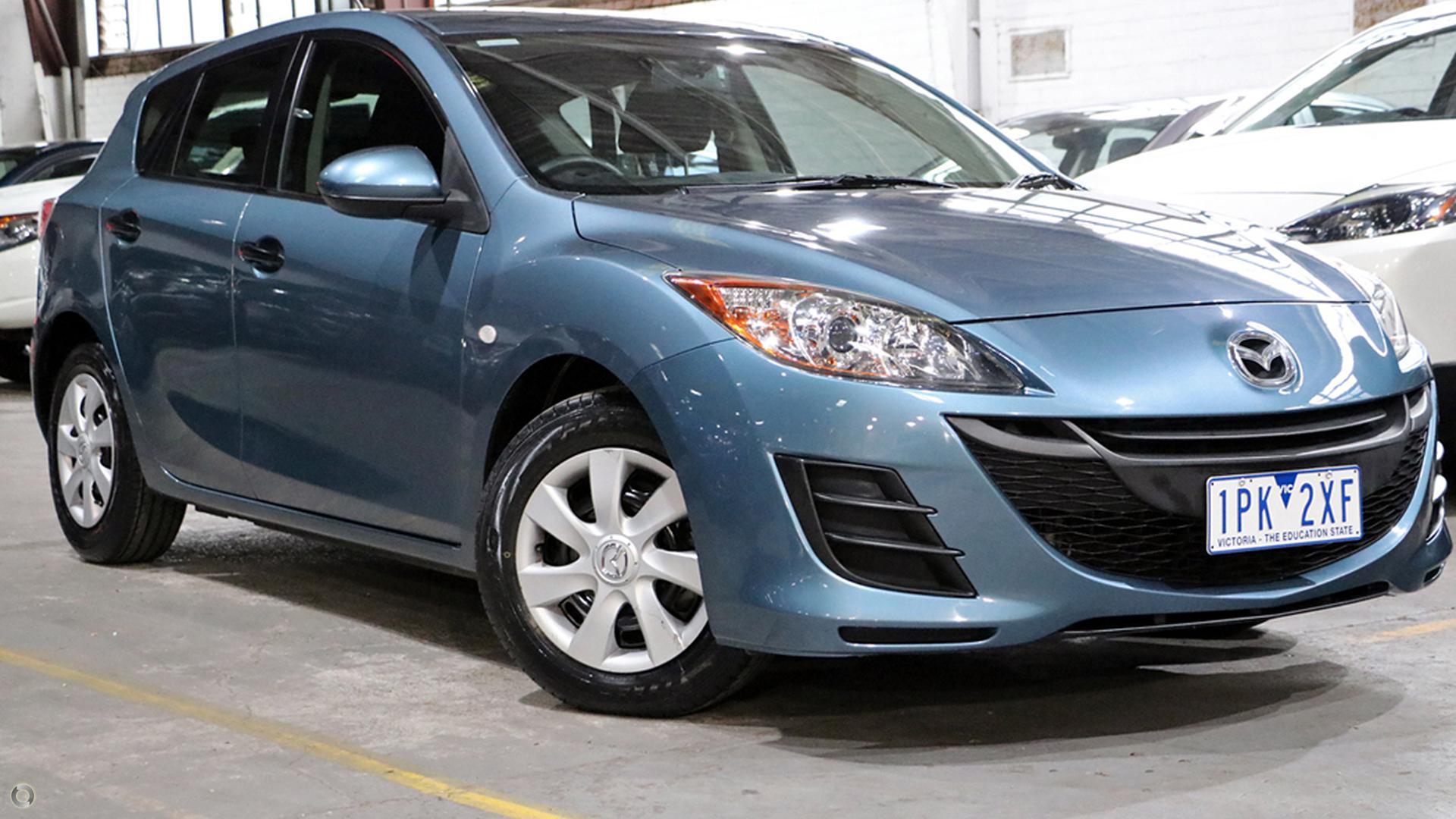 2009 Mazda 3 BL Series 1