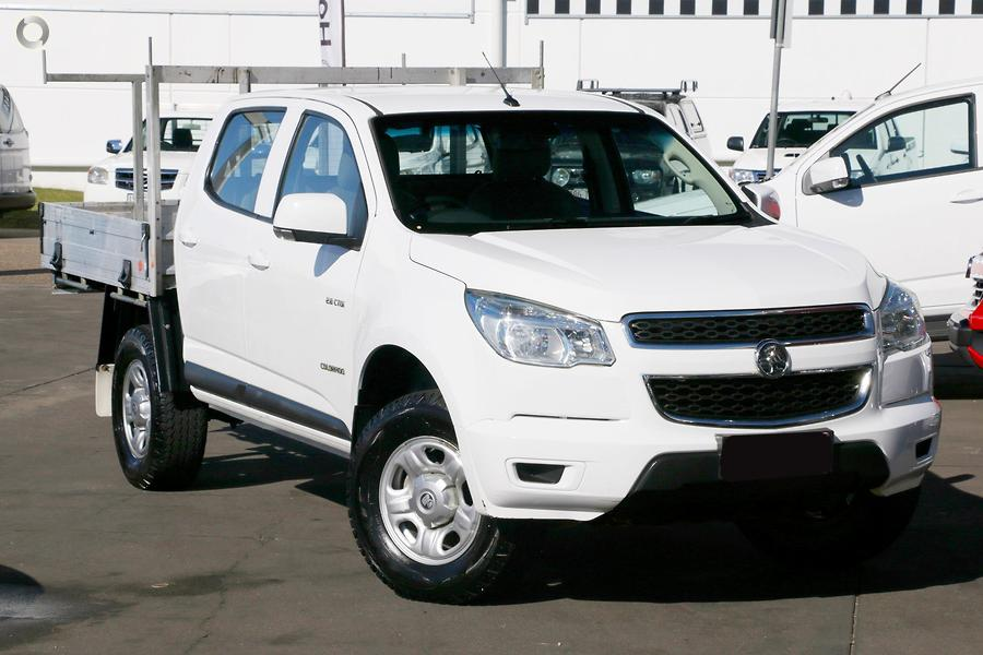 2015 Holden Colorado LS RG