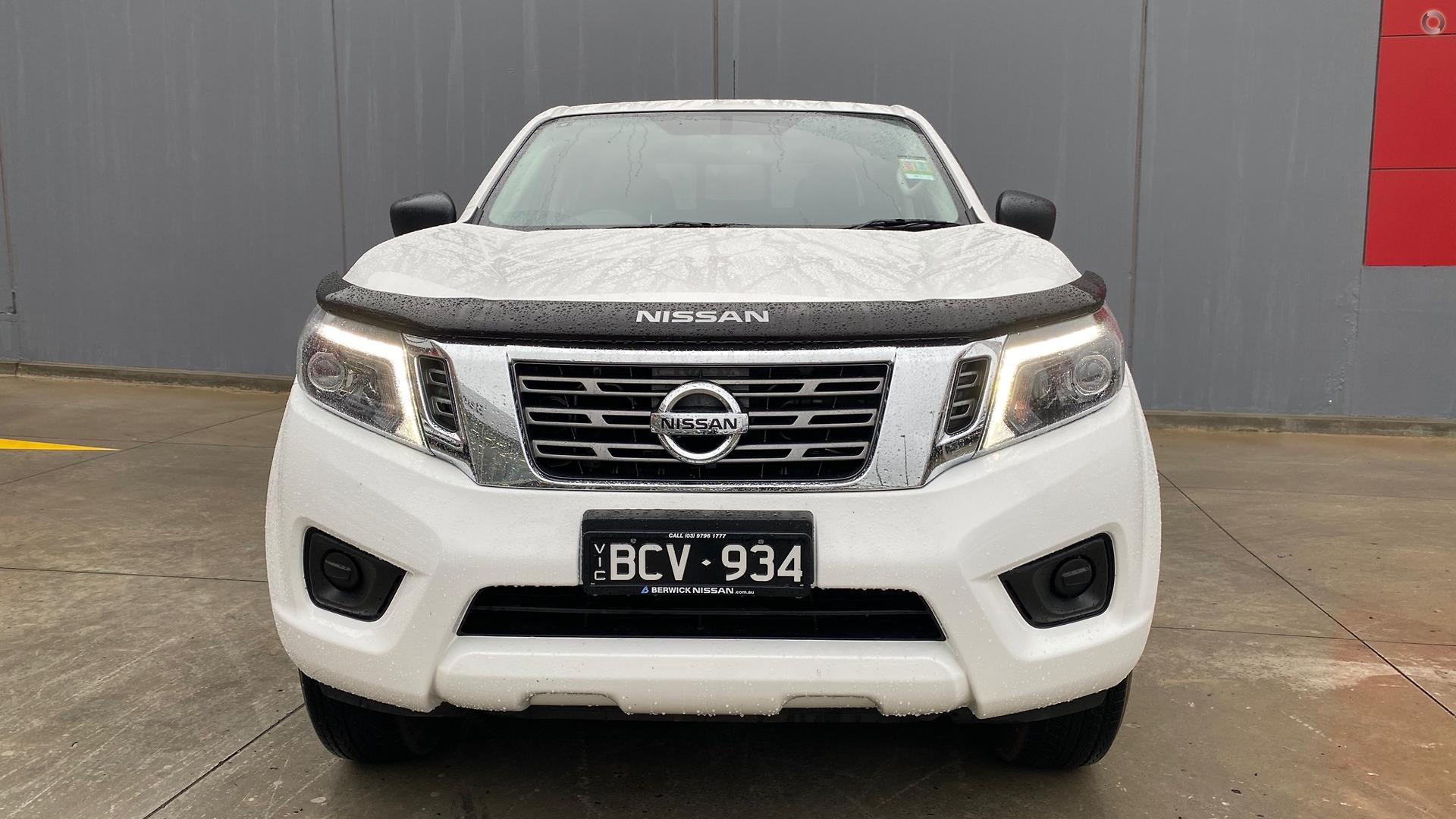 2019 Nissan Navara D23 Series 4