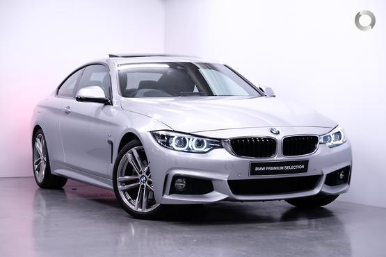 2017 BMW 4 Series 430i M Sport