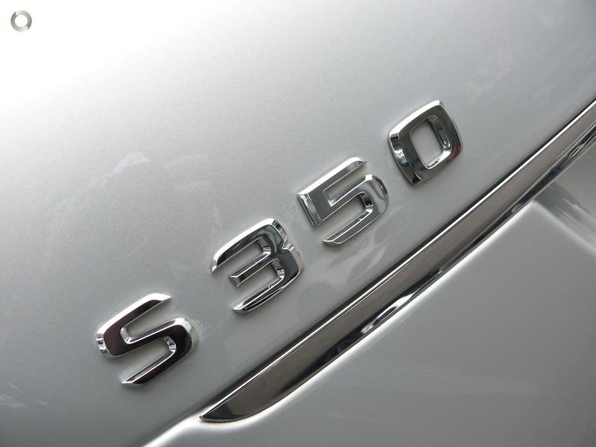 2011 Mercedes-Benz S 350 BLUETEC Sedan