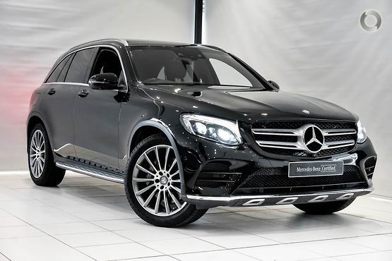 2015 Mercedes-Benz GLC 220 D