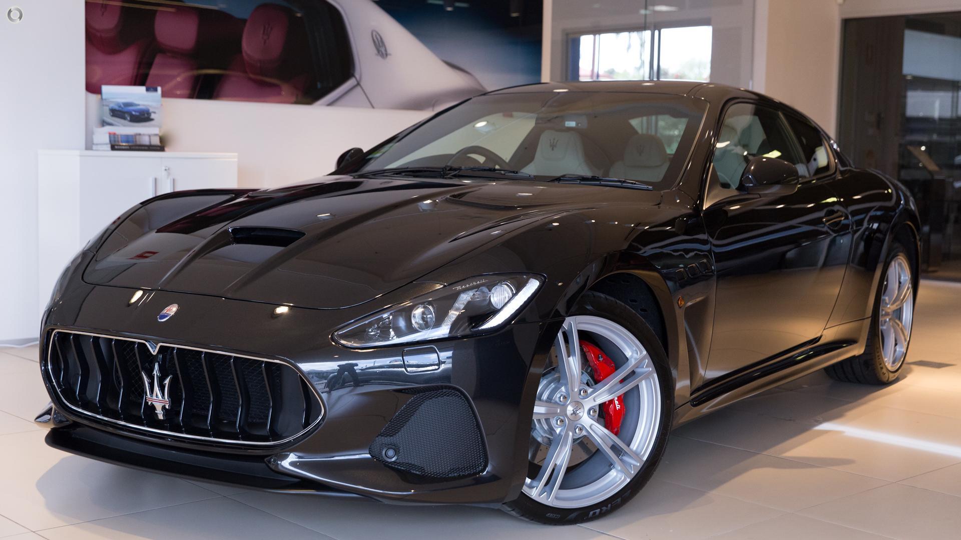 2019 Maserati GranTurismo M145