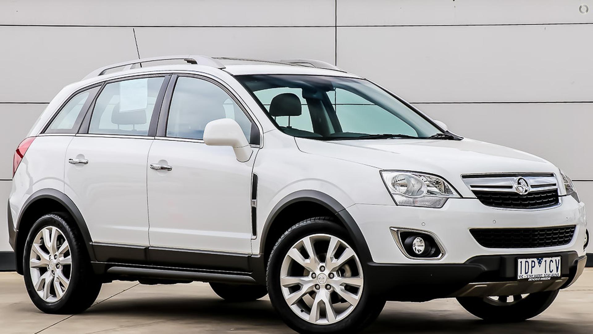 2014 Holden Captiva CG