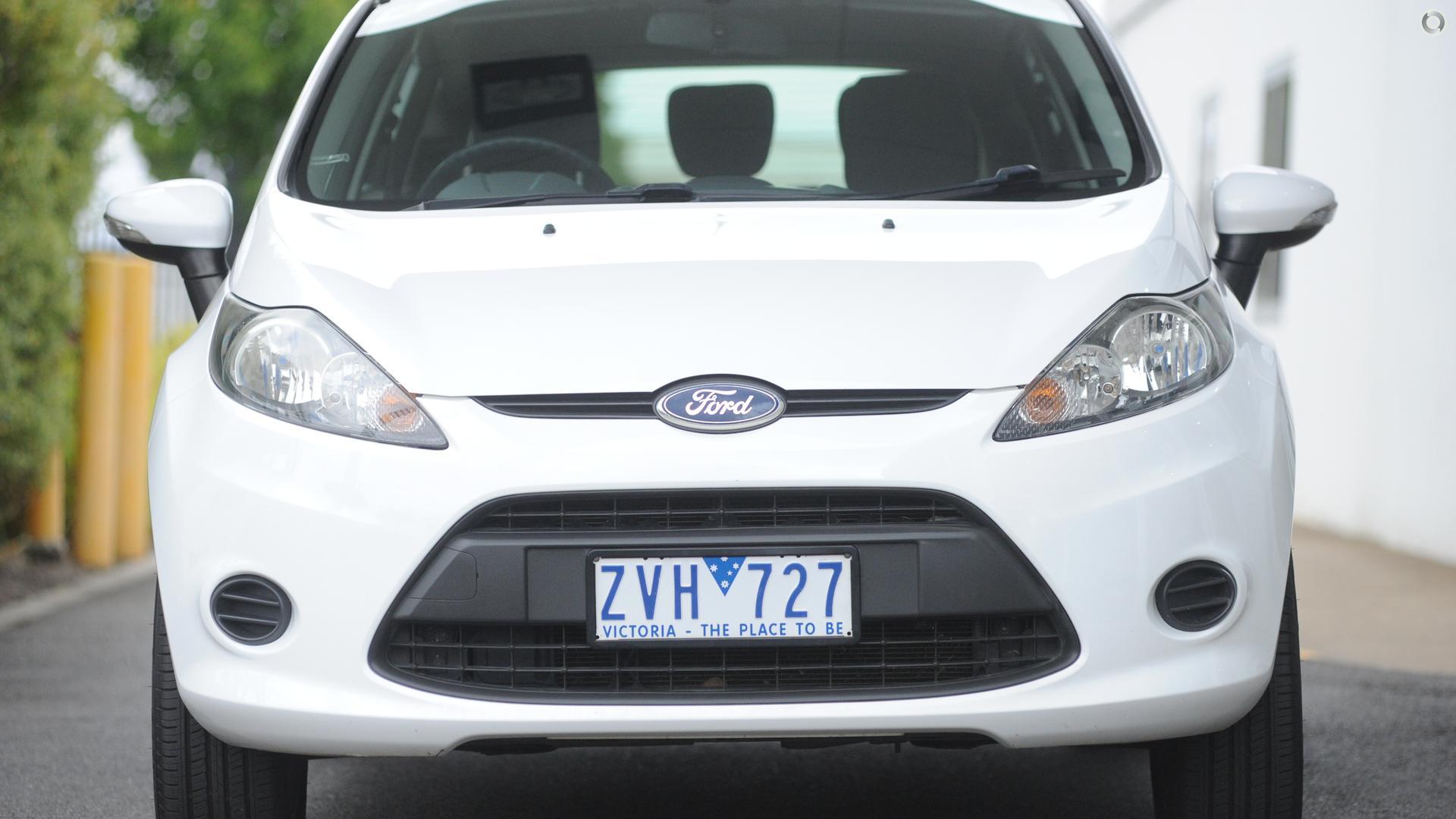 2013 Ford Fiesta LX WT