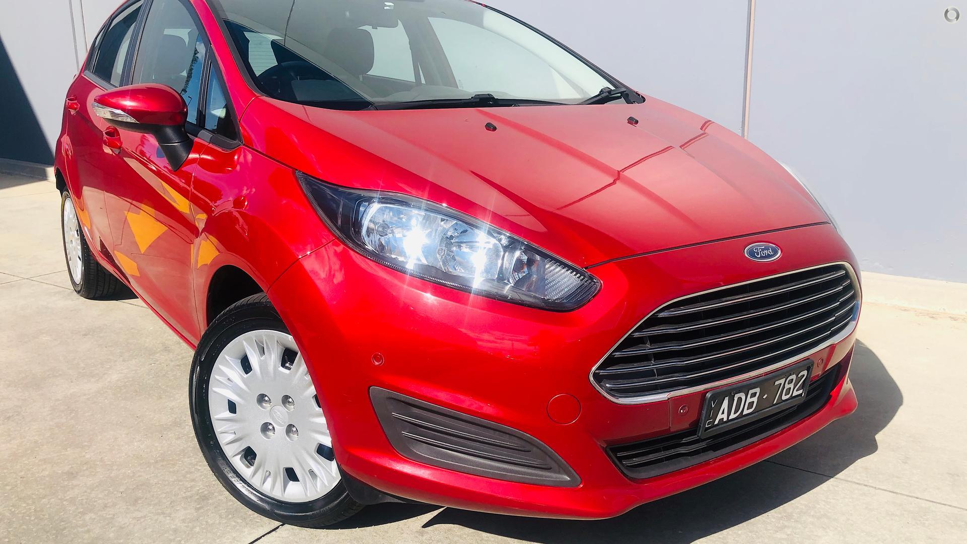 2014 Ford Fiesta WZ