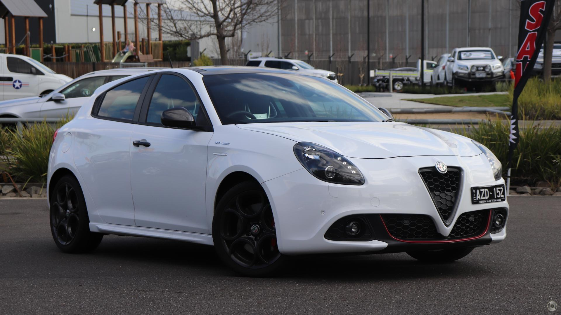 2019 Alfa Romeo Giulietta Series 2