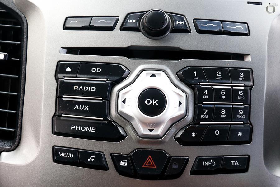 2012 Ford Ranger XLT PX