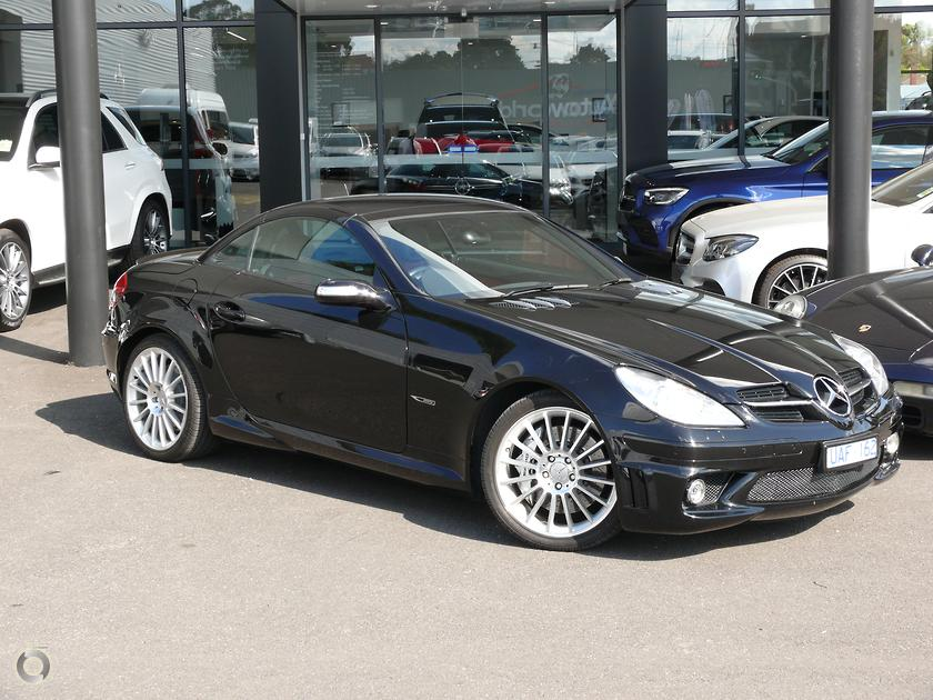 2006 Mercedes-Benz SLK 55 Roadster