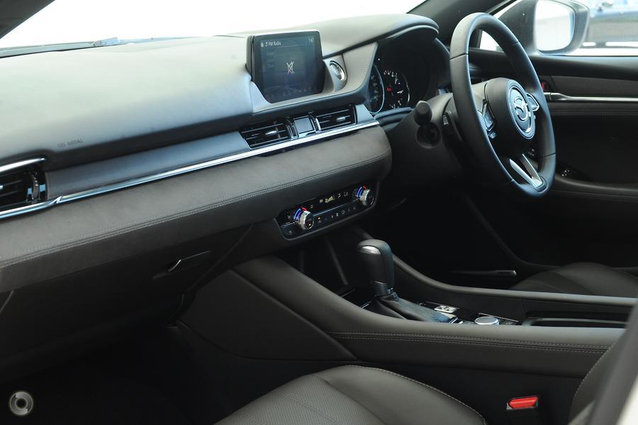 2018 Mazda 6 Atenza GL Series