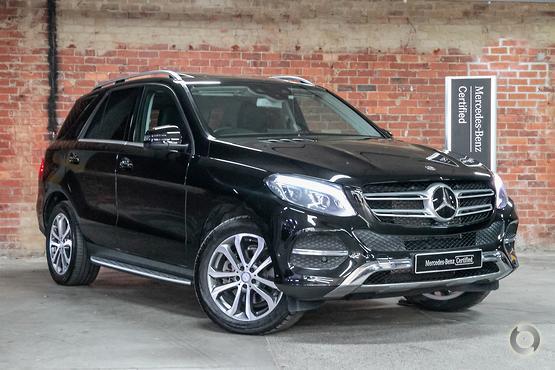2016 Mercedes-Benz GLE 250 D