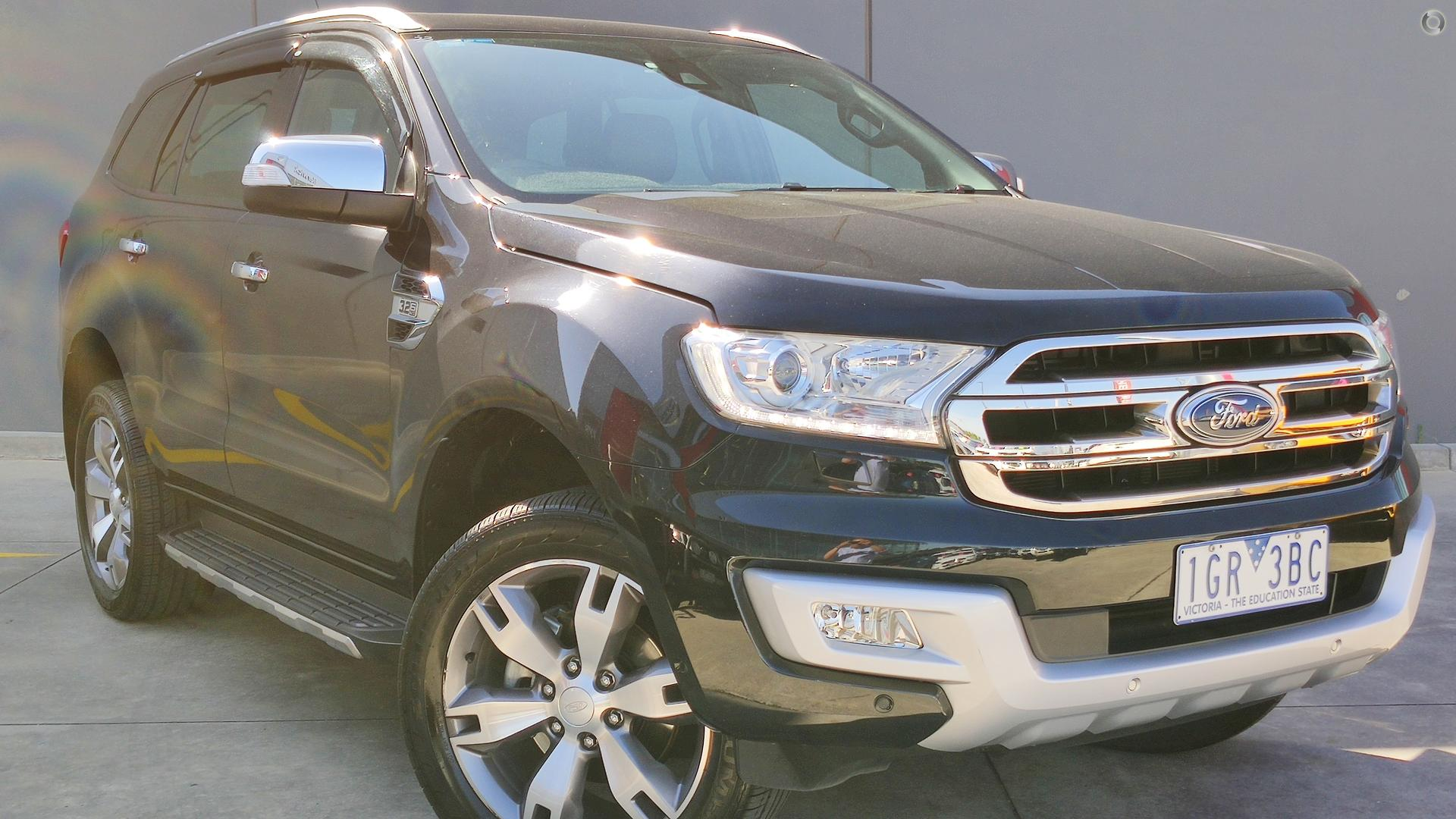 2016 Ford Everest UA