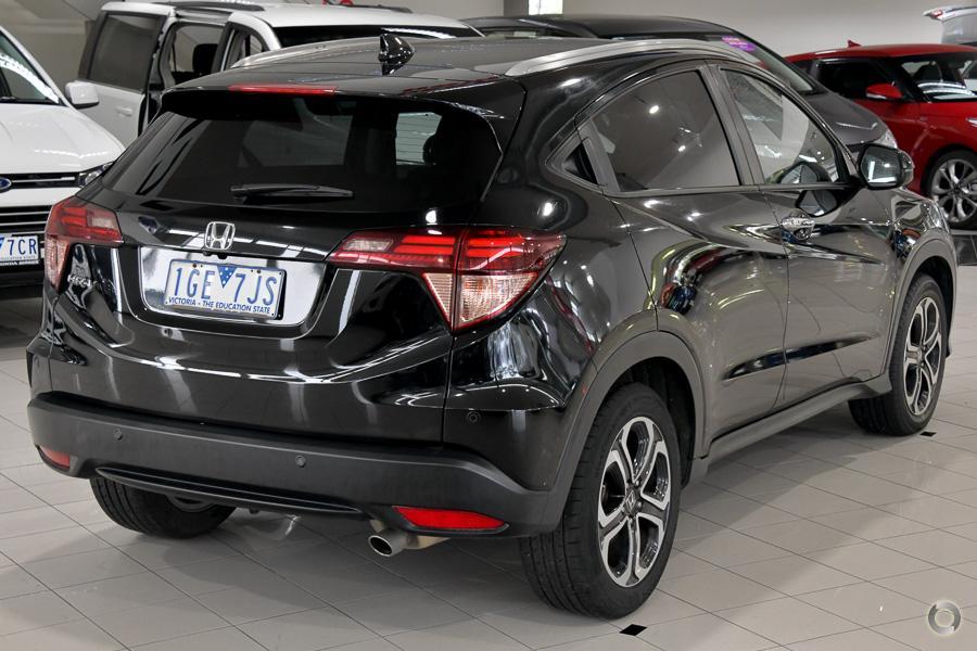 2015 Honda HR-V VTi-L
