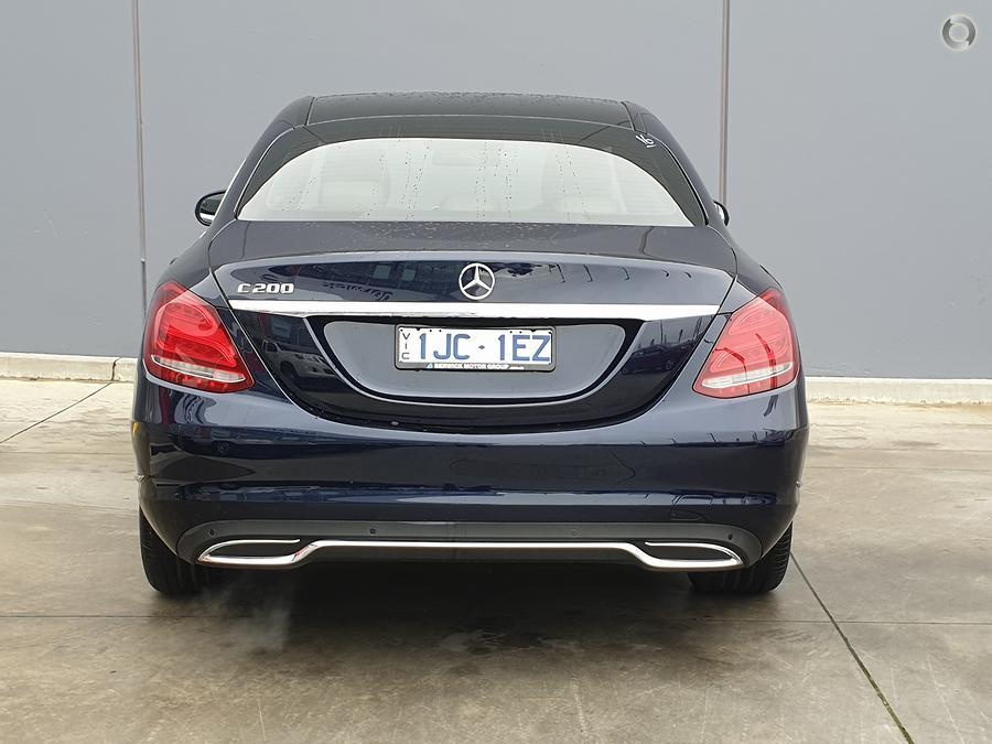 2014 Mercedes-Benz C200  W205