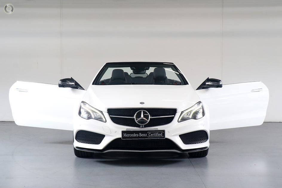 2016 Mercedes-Benz E 250 Cabriolet