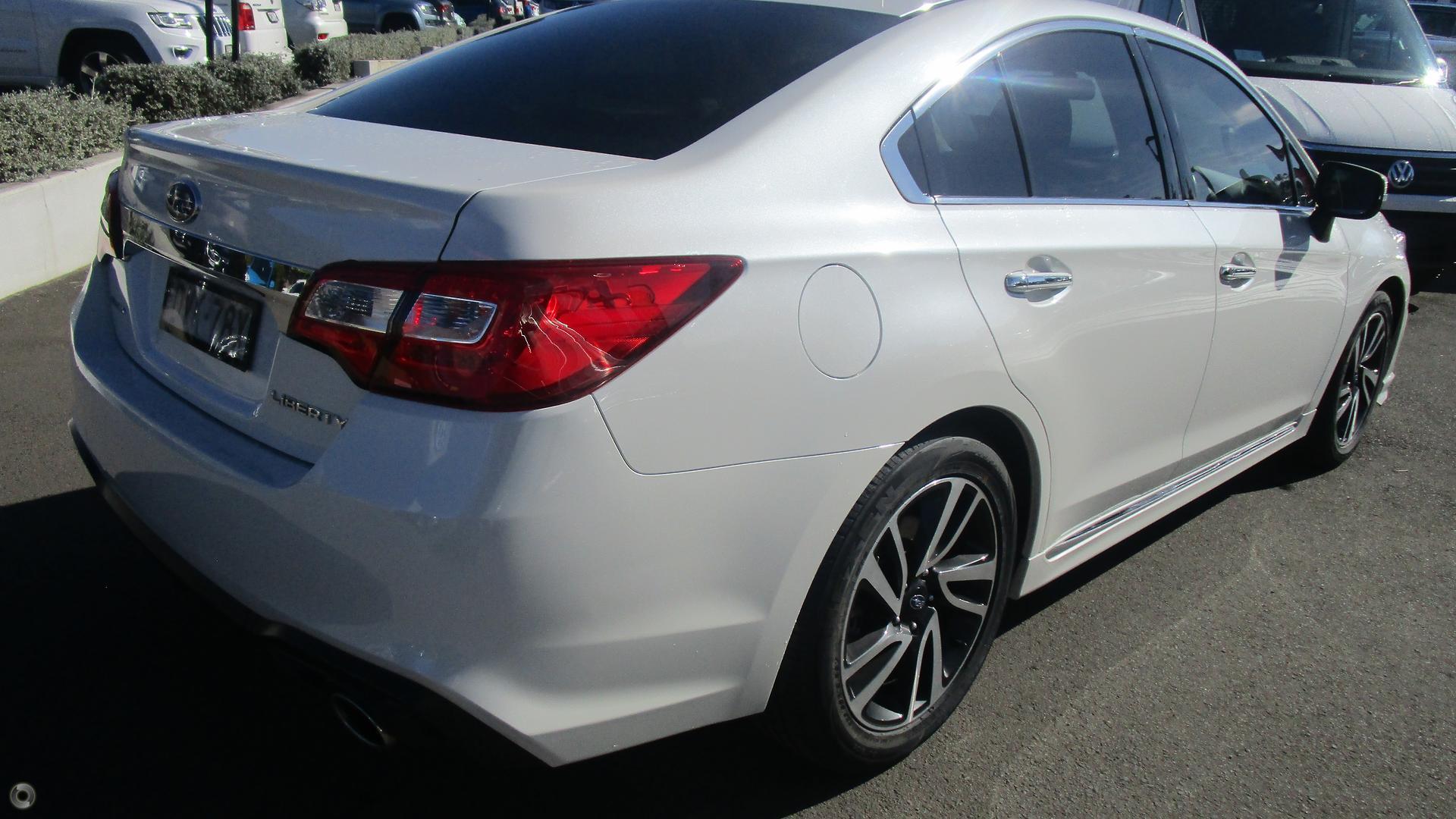 2017 Subaru Liberty 3.6R 6GEN