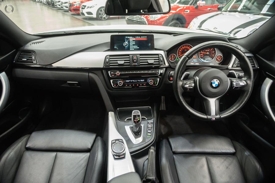 2016 BMW 420i M Sport F32