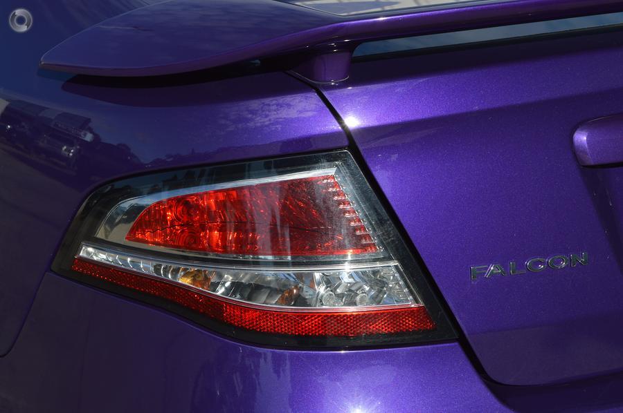 2011 Ford Falcon XR6 FG